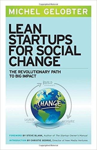 Social Entrepreneur Books - Lean Startups for Social Change