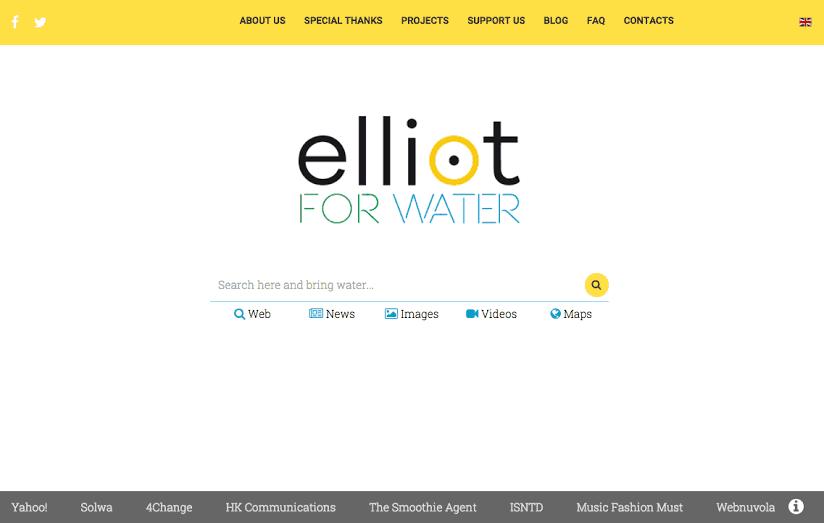 Meet Elliot, A Social Good Search Engine Using Ad Revenue