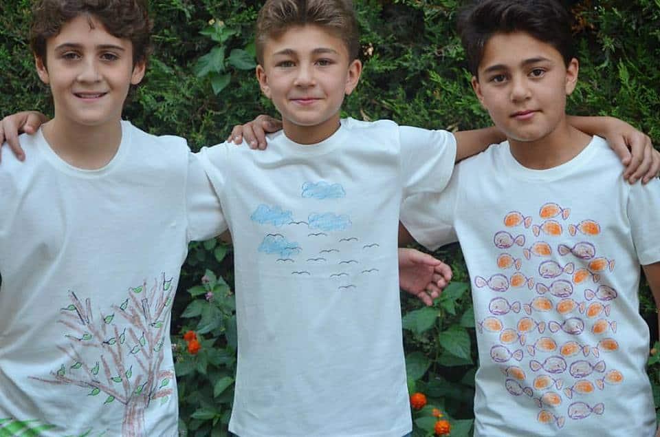 The Orenda Tribe is a lifestyle brand_boys tshirt