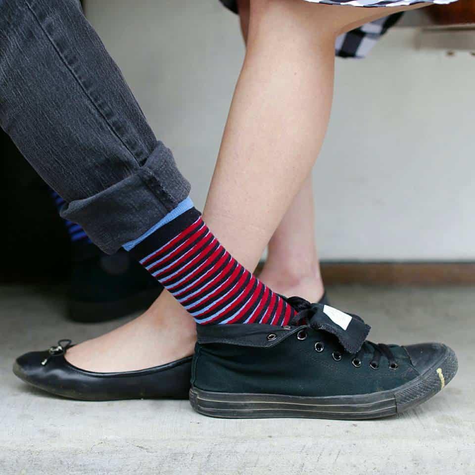 Shongolulu- Tiger Socks for a cause