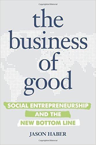 Social Entrepreneur Books - Business of Good