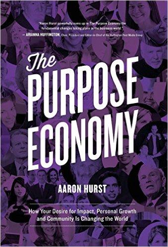 Social Entrepreneur Books - Purpose Economy