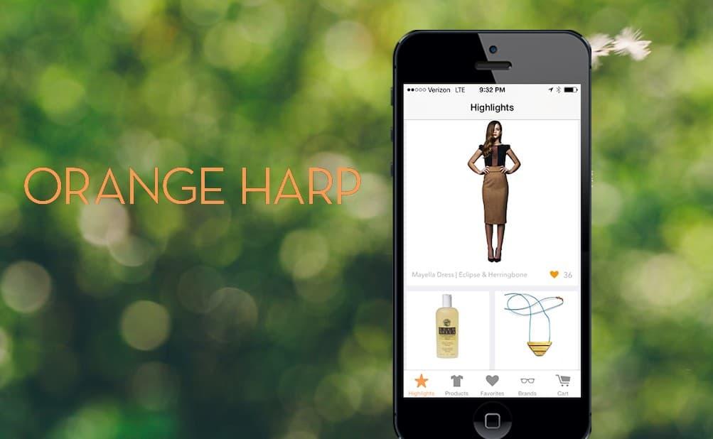 orange_harp_ethical_shopping_marketplace