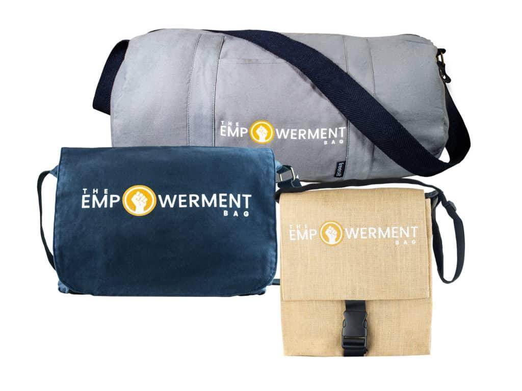 social good business_empowerment_bag