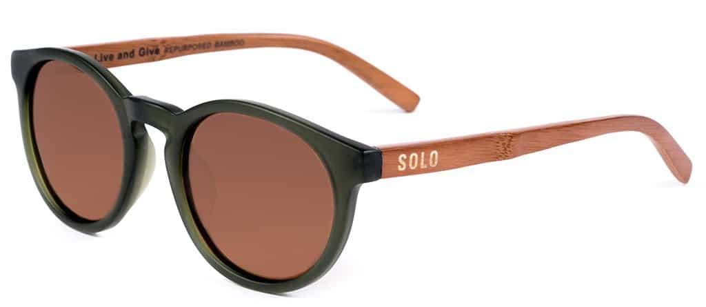 b81f7c6291 SOLO Eyewear creates environmentally friendly sunglasses that fund eye  care